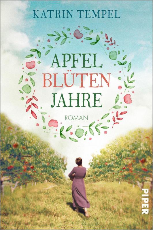 Cover-Bild Apfelblütenjahre