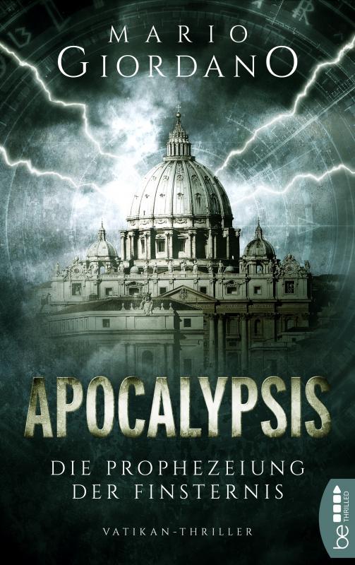 Cover-Bild Apocalypsis - Die Prophezeiung der Finsternis