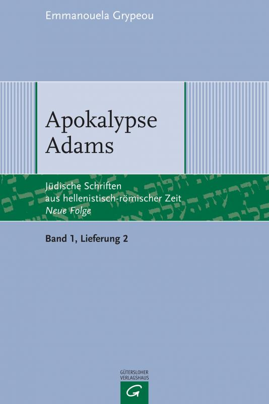 Cover-Bild Apokalypse Adams