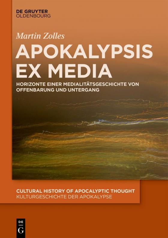 Cover-Bild Apokalypsis ex media