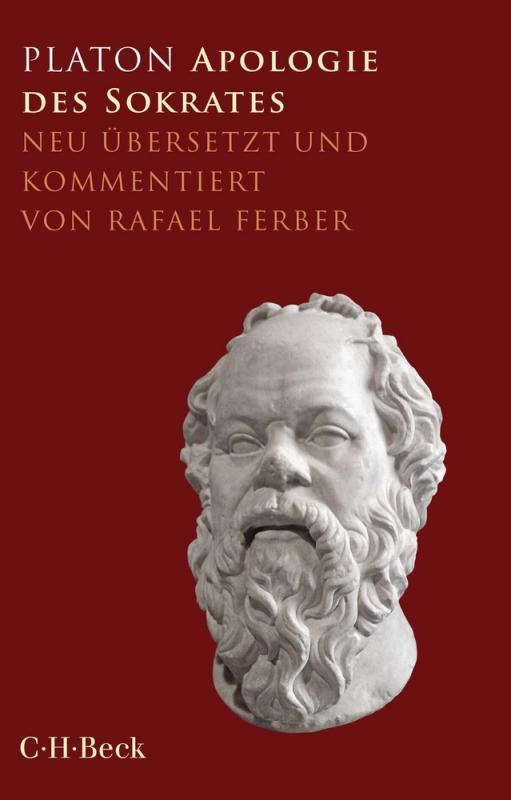 Cover-Bild Apologie des Sokrates