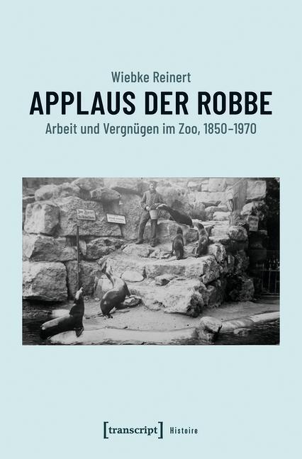 Cover-Bild Applaus der Robbe