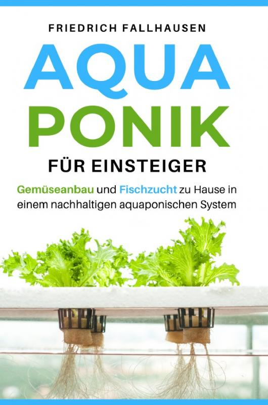 Cover-Bild Aquaponik für Einsteiger