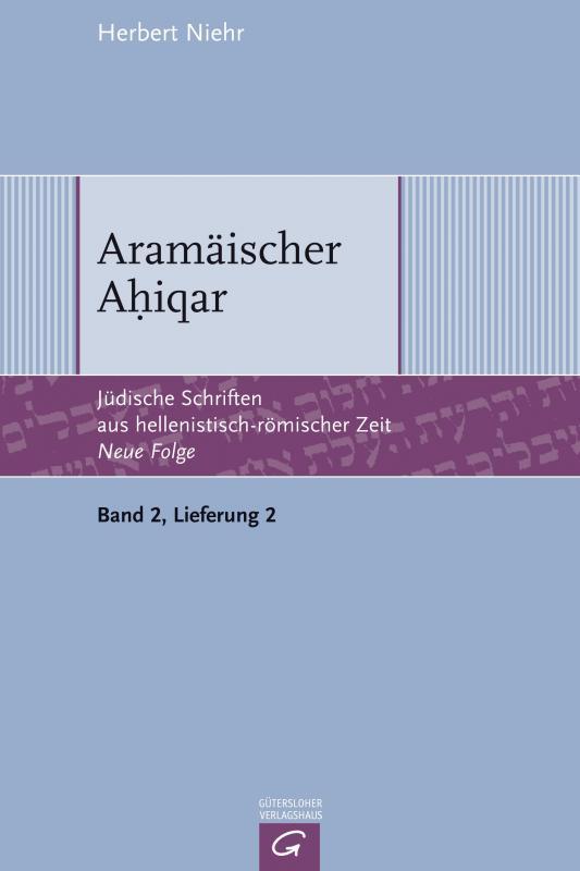 Cover-Bild Aramäischer Ahiqar
