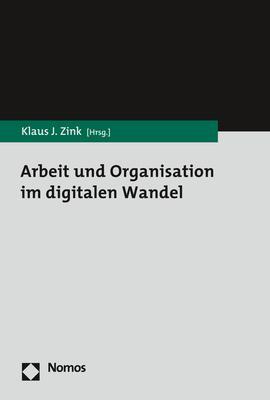 Cover-Bild Arbeit und Organisation im digitalen Wandel