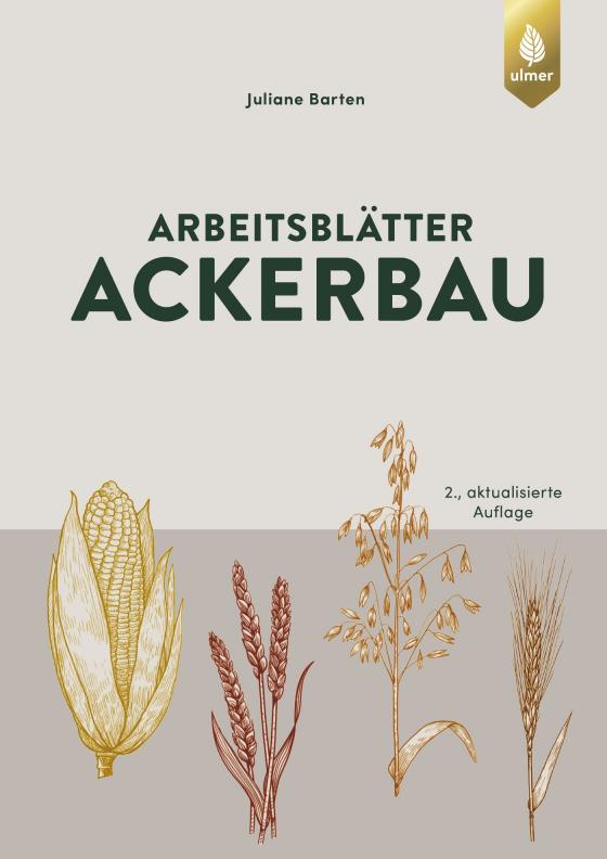Cover-Bild Arbeitsblätter Ackerbau