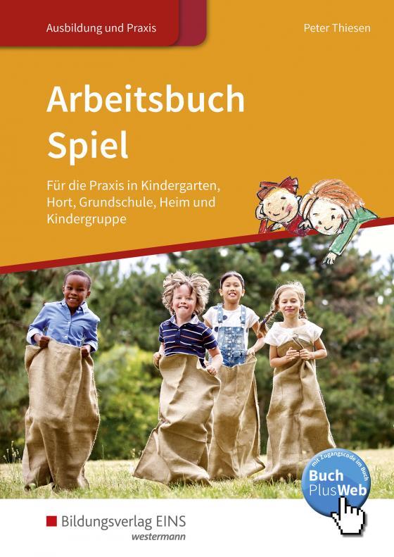 Cover-Bild Arbeitsbuch Spiel