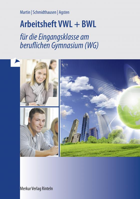 Cover-Bild Arbeitsheft VWL + BWL