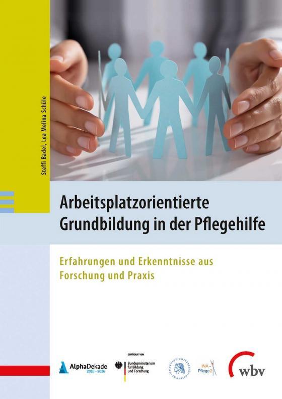 Cover-Bild Arbeitsplatzorientierte Grundbildung in der Pflegehilfe