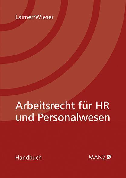 Cover-Bild Arbeitsrecht für HR und Personalwesen