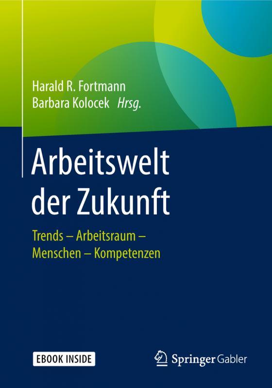 Cover-Bild Arbeitswelt der Zukunft