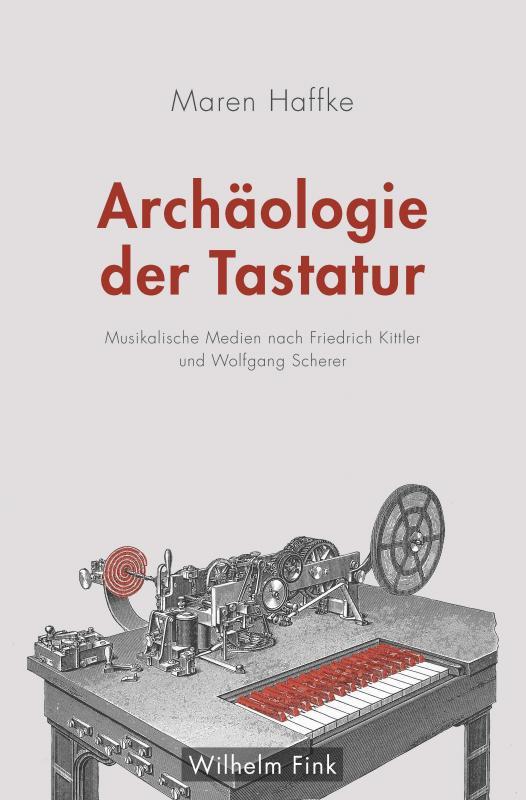 Cover-Bild Archäologie der Tastatur