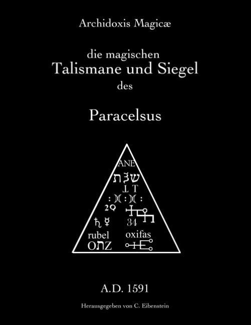 Cover-Bild Archidoxis Magicæ