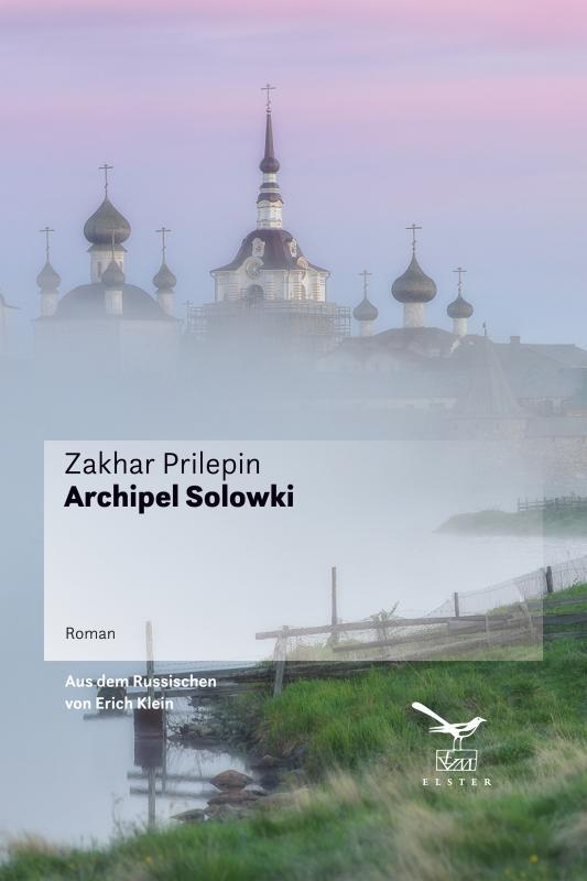 Cover-Bild Archipel Solowki