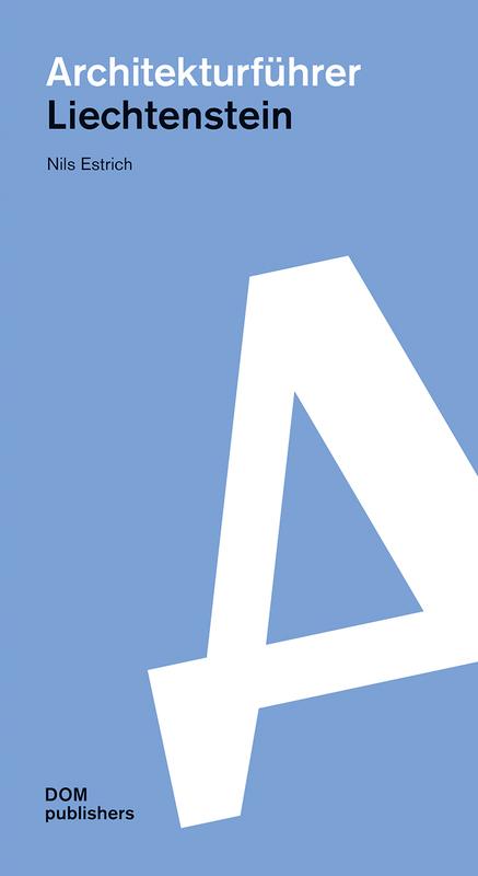 Cover-Bild Architekturführer Liechtenstein