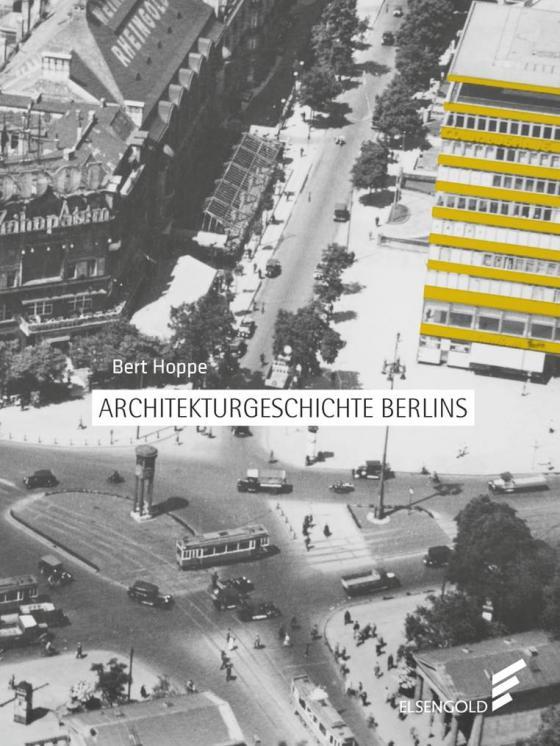 Cover-Bild Architekturgeschichte Berlins