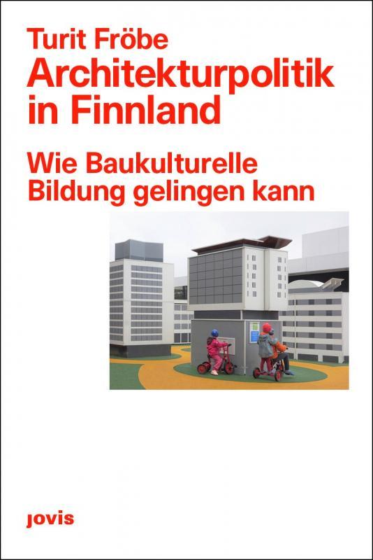 Cover-Bild Architekturpolitik in Finnland