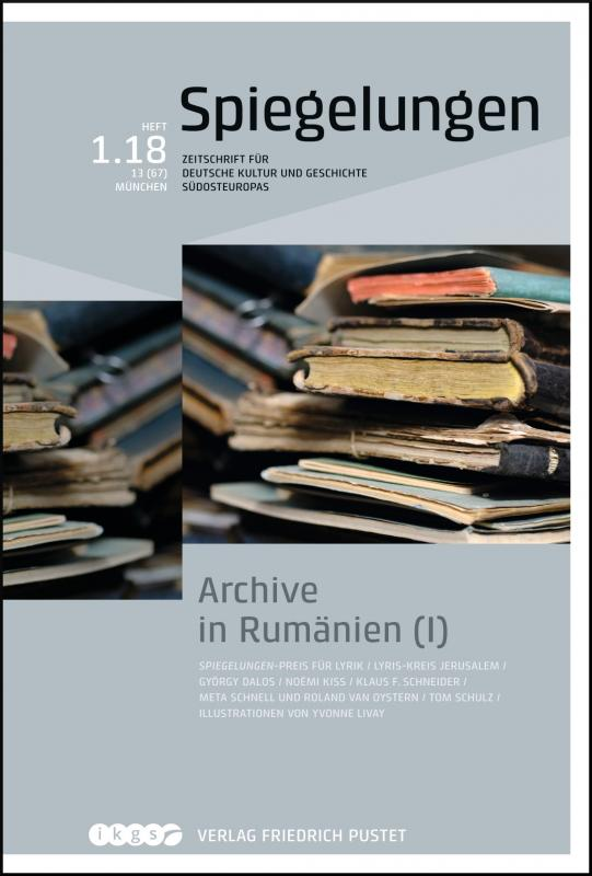Cover-Bild Archive in Rumänien (I)