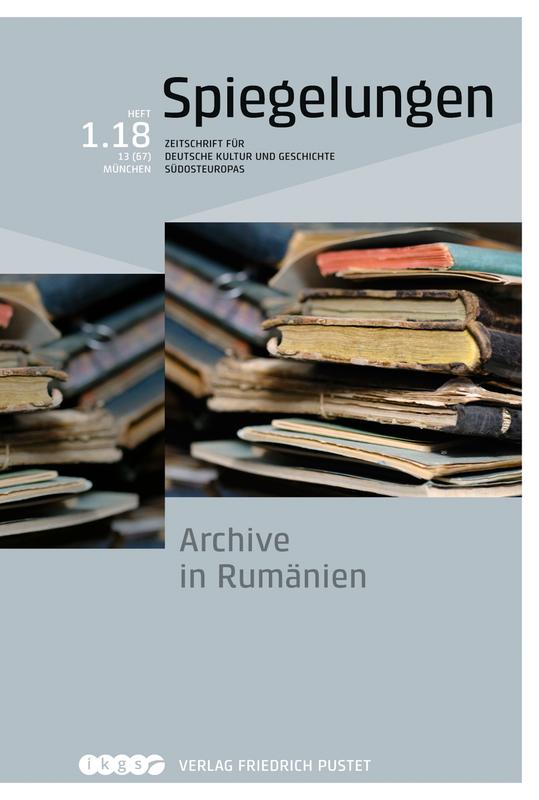 Cover-Bild Archive in Rumänien