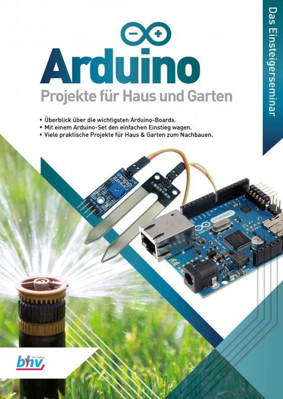 Cover-Bild Arduino - Projekte für Haus und Garten