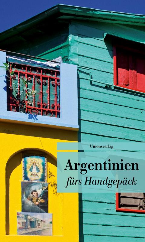 Cover-Bild Argentinien fürs Handgepäck