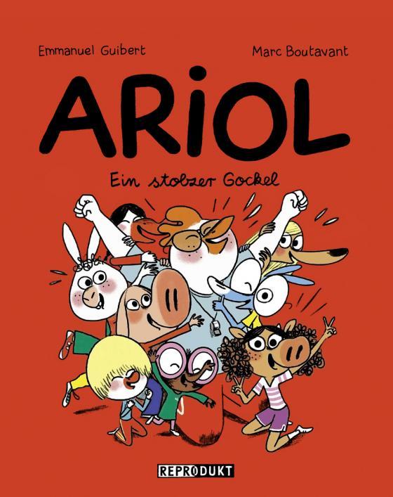 Cover-Bild Ariol 12
