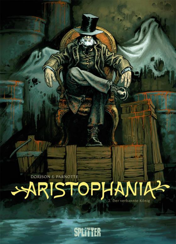 Cover-Bild Aristophania. Band 2