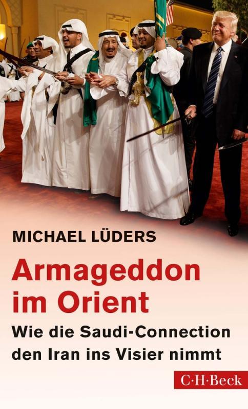 Cover-Bild Armageddon im Orient