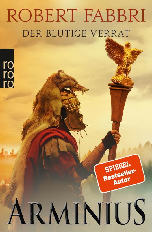 Cover-Bild Arminius. Der blutige Verrat
