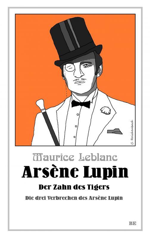 Cover-Bild Arsène Lupin - Der Zahn des Tigers