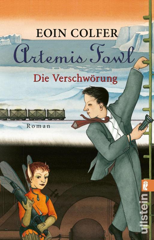 Cover-Bild Artemis Fowl - Die Verschwörung