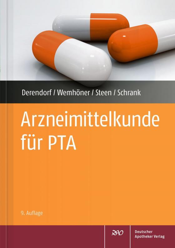 Cover-Bild Arzneimittelkunde für PTA