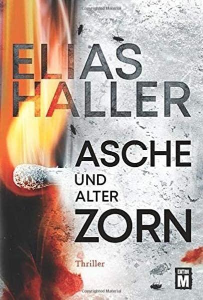Cover-Bild Asche und alter Zorn