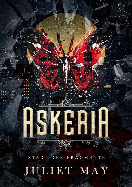 Cover-Bild Askeria: Stadt der Fragmente