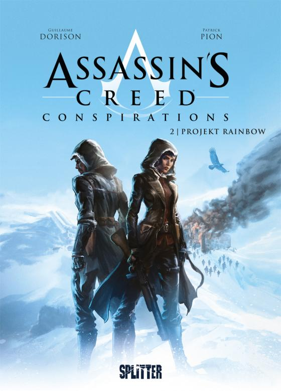 Cover-Bild Assassin's Creed Conspirations. Band 2