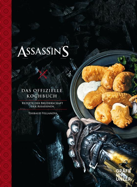 Cover-Bild Assassin's Creed - Das offizielle Kochbuch