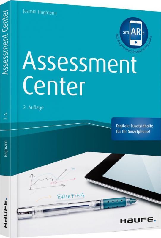 Cover-Bild Assessment Center - inkl. Augmented-Reality-App