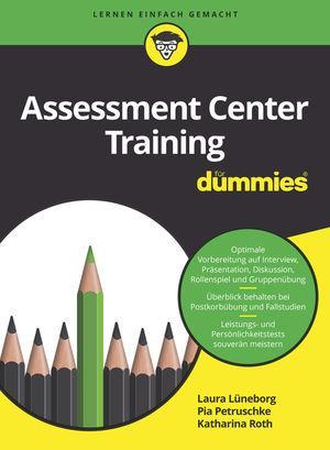 Cover-Bild Assessment Center Training für Dummies