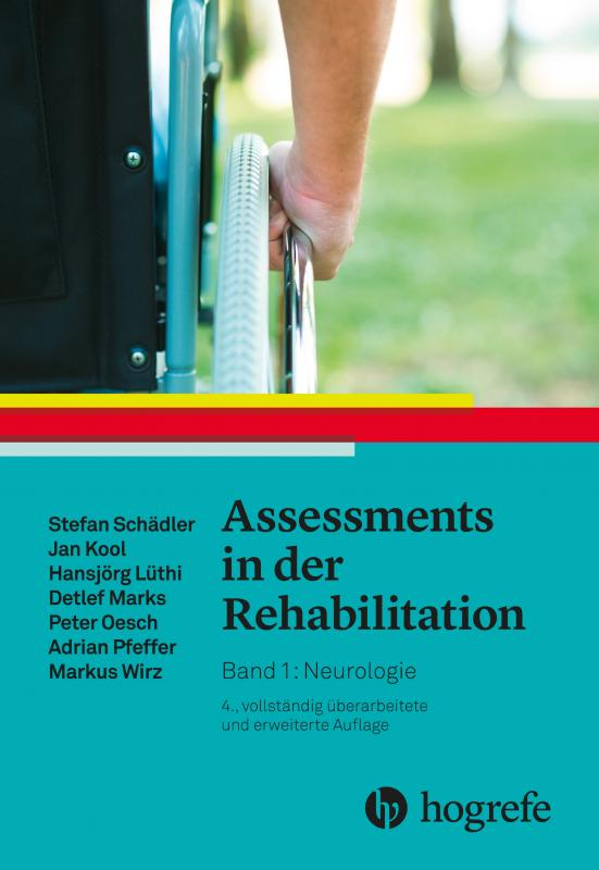 Cover-Bild Assessments in der Rehabilitation