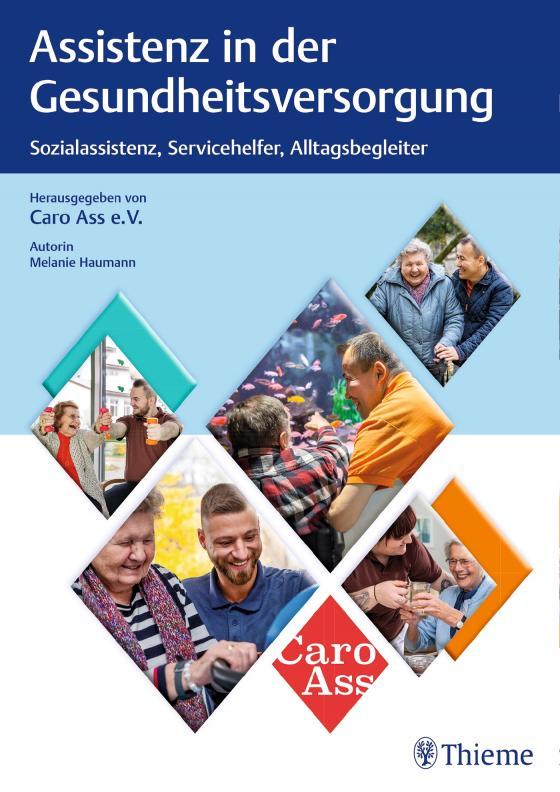 Cover-Bild Assistenz in der Gesundheitsversorgung