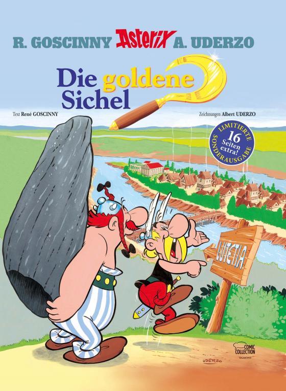 Cover-Bild Asterix 05 Sonderausgabe