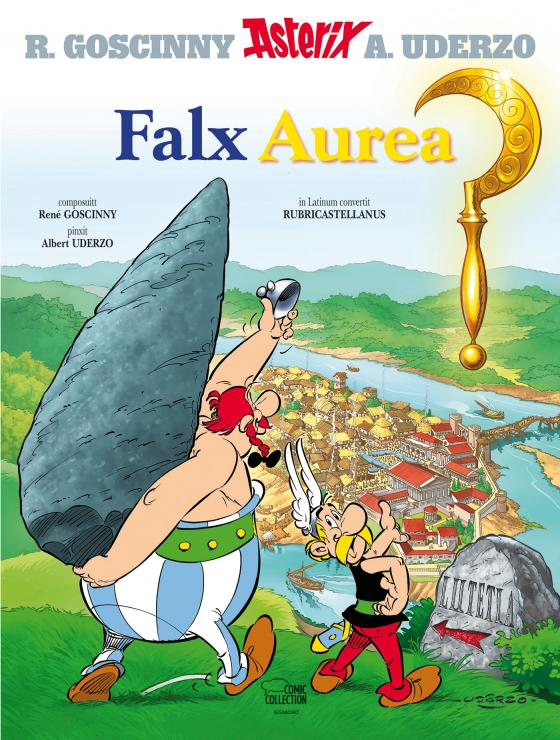 Cover-Bild Asterix latein 02