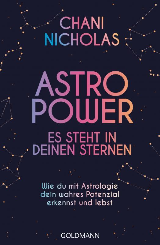 Cover-Bild Astro-Power - Es steht in deinen Sternen