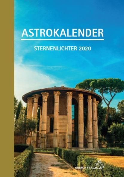 Cover-Bild Astrokalender Sternenlichter 2020