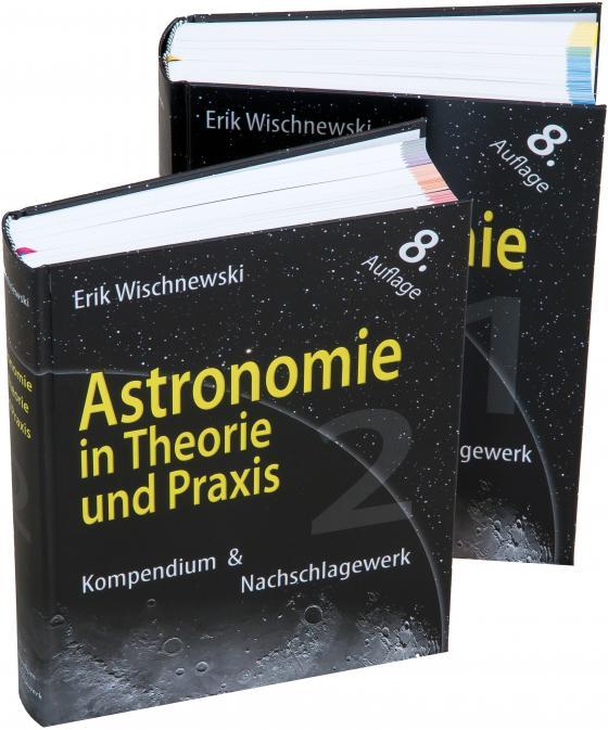 Cover-Bild Astronomie in Theorie und Praxis