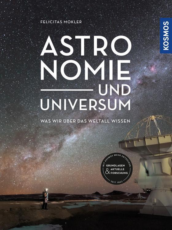 Cover-Bild Astronomie und Universum