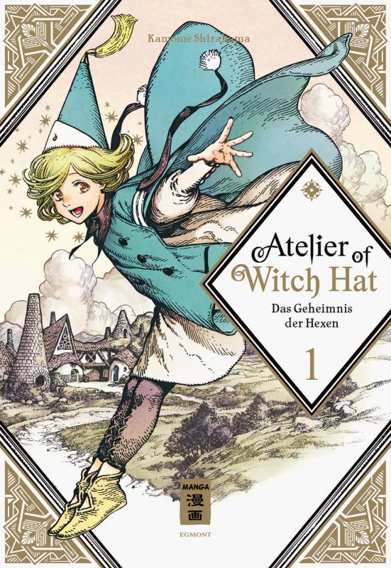 Cover-Bild Atelier of Witch Hat 01