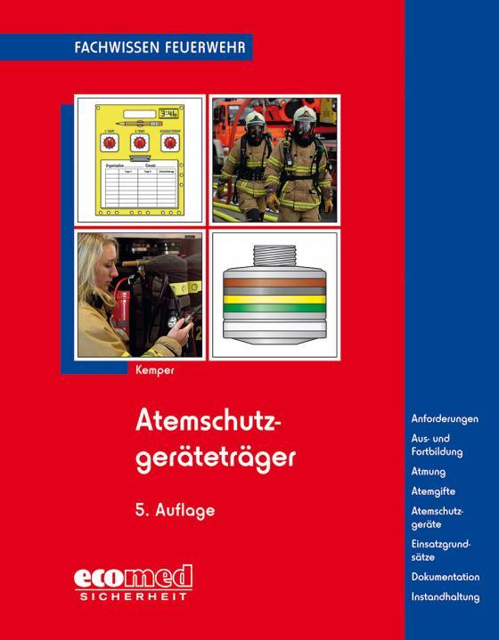 Cover-Bild Atemschutzgeräteträger