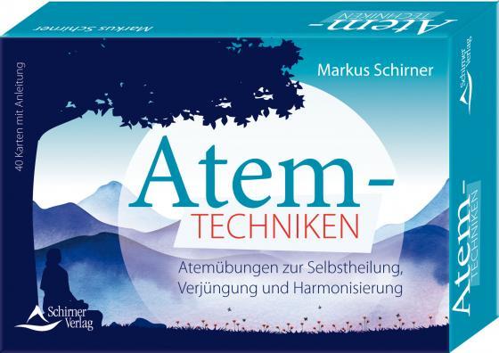 Cover-Bild Atemtechniken- Atemübungen zur Selbstheilung, Verjüngung und Harmonisierung