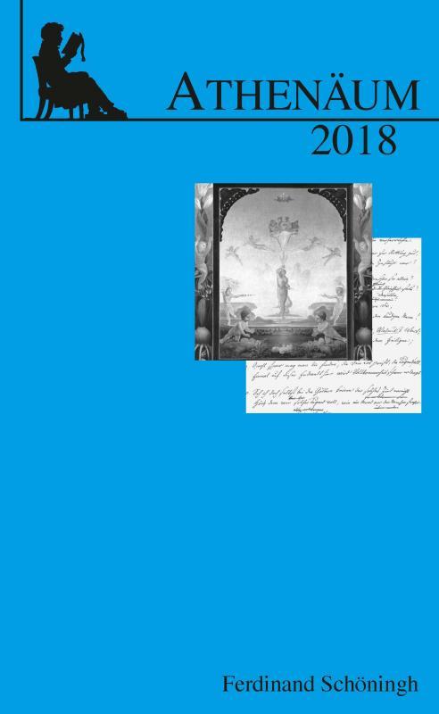 Cover-Bild Athenäum Jahrbuch der Friedrich Schlegel-Gesellschaft